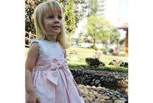 Vestido Infantil  para Festa e Batizado / Site especializado de Vestido Infantil para Festa e Batizado.  Vestidos lindos para transformar meninas em princesas. www.feitoboneca.com.br