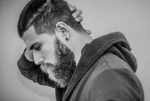 Hairstyle, beardstyle, menstyle
