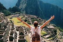 Budget Travel / Budgeting tips for traveling the world without breaking the bank