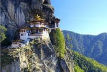 Bhutan / Travel tips and advice for your adventures in Bhutan!