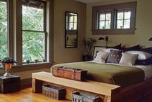 Bedroom Ideas / by Dianna Bell