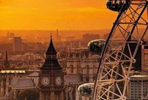 MEET ME IN LONDON / Meet me in Paris?  Meet me in New York? More like, meet me in London! / by SalesGossip