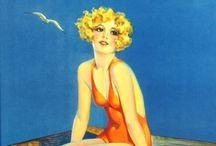 Vintage graphics / by Carmel Hodder