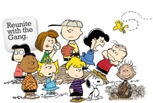 Peanuts and The Gang / by Natalie