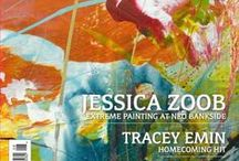 Latest news from Jessica Zoob / The latest news about my art exhibitions, work in progress from my artist studio, art inspirations and interviews all featured on my blog