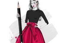 Cristina Alonso Illustration / Illustrations by Cristina Alonso (www.cristinalonso.com).
