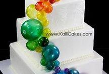 Cake Decorating Hints & Ideas / by Melinda