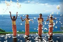 Bali;  my place of birth / Heaven on earth, island of gods and goddesses