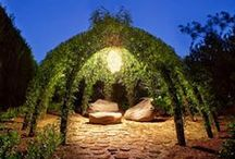 Backyard / A place outdoor to relax and feel comfortable