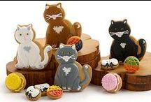 Pet Cookies/Cakes/Ideas