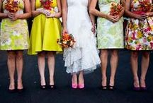"""Wedding patterns you'll want to say """"I Do"""" to / A collection of patterns found at weddings that we can't get enough of"""
