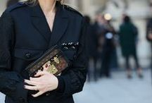 Street style inspiration / Daily inspiration from people with a great sense of style.