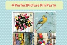 #PerfectPicture Pin Party / I'm looking for your #PerfectPicture to pin on my #PerfectPicture Pinboard. Have you taken a photo, drawn a picture, made something or simply pinned a #PerfectPicture of something you love? Add the #PerfectPicture hashtag, tag me @jessicazoobart and I will pin. If you would like to join, follow and email me at info@jessicazoob.com
