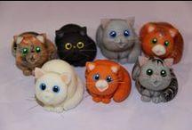 Cute polymer clay