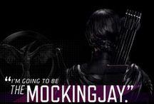 Hungergames / the Hungergames trilogy