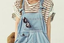 DELIGHTFUL DENIM / Let's look at the new Levi's wash or drool over those high-waisted shorts. / by Sales Gossip