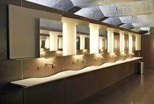 Hospitality- Bar, restaurant and hotel bathrooms