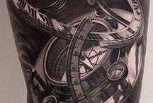 Tatuoiteja / Tatuointeja