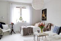 1R interior / Inspiration of interior, room