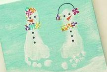 Baby Christmas Craft Ideas