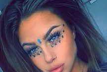 Makeup / Schminke