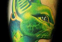 Tattoo / Körperkunst