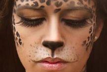 αποκριάτικο μακιγιάζ
