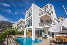 Villa Koral / Çarpıcı manzaralı 6 odalı ferah lüks villa.12 kişilik.Sahile 300 metre.Restaurant plaj ve şehir merkezine çok yakın. Kiralık villa #Kalkan.#antalya