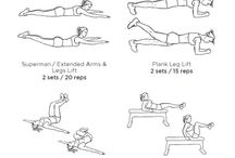 Exercises to try / Workouts