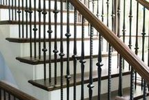 Metal Baluster System / For many years, builders, designers, and homeowners have turned to metal balusters to enhance the design of staircases and balconies.  We offer a wide variety of styles and finishes and will provide the perfect metal baluster pattern to complement your residential or commercial project.  Our extensive product offering covers a broad range of styles from traditional to modern and everything in between.  We also offer a wide variety of finish and color options.