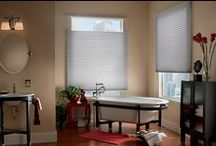Blinds - Shades - Shutters - Ideas by Graber Window Treatments / Window treatments ideas for your kitchen, bathroom, bedroom, home office, nursery, living room, kids room and outdoor patio. Graber is a major supplier of custom window treatments - blinds, shutters, shades, wood blinds, cellular shades, in America today. Windows Dressed Up in Denver, Colorado has the complete line of custom Graber products. Visit our showroom at 38th on Tennyson St, or call 303.455.1009 to talk to a Certified Interior Designer about your next window covering project.