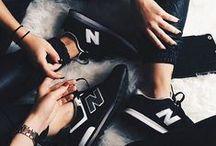 Sneakers / Sneakers. Guess I got a little sneaker freak in me..