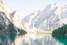 Wanderlust / Wander until you find your destination.