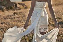 The Little White Dress / Go ahead, show a little leg.