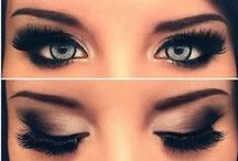 Makeup Looks / Makeup looks including smoky eyes, neutral eyes, ombre lips and more.