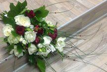 Svatby / Svatební kytice