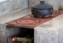 Decorações de cozinhas / Lugar de comer.