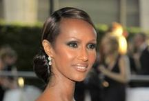 Simply Iman / I always loved her since I have memory. One of the most gorgeous women on earth