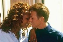 "David + Iman Forever ♡ / ""The greatest thing you'll ever learn, Is just to love and be loved in return"""