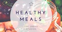HEALTHY MEALS. / Seriously tasty but healthy meals you can whip up!