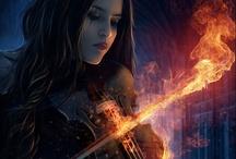 Fantasy/Sci-fi & Amazing Art