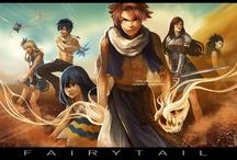 Fairy Tail Manga Art