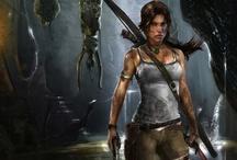 Tomb Raider Game Art