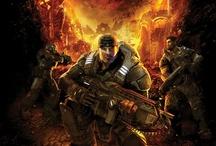 Gears of War Game Art