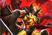 X-Men Art