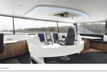 Vloeren en wanden op binnen vaart schip  / MoreFloors heeft een mooi project afgerond op een schip de onderneming 4