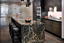 Granite & Marble Countertops / Nero Assoluto Marble Counters