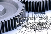 Mechanical Engineering / Ingeniería Mecánica Maschienenbau Ingenieur / by Felipe MD