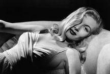 Iconos del cine y la música / Sus looks, inspiraron e inspiran a muchas mujeres marcando tendencias. Cada una, con su fuerza interpretativa y su sensibilidad se destacaron a su manera, transgrediendo en algunos casos, las reglas de su época.