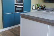 Project Prinsenbeek II / keramisch parket wood care nut